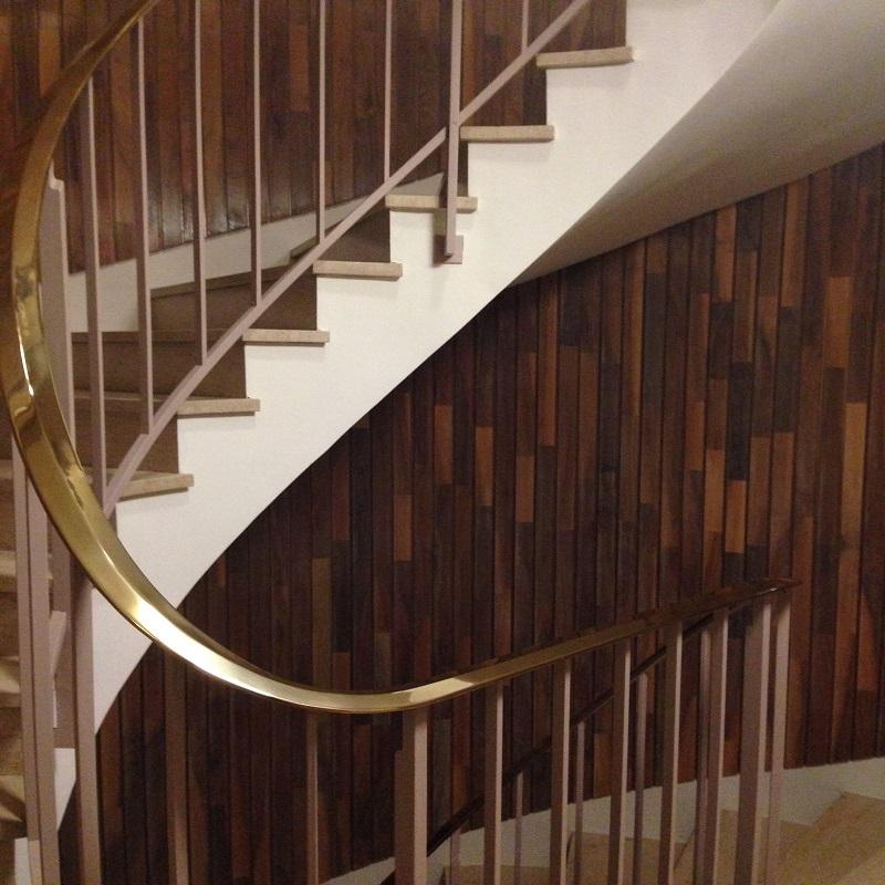 Rue de l assomption 75016 paris am groupe for Peinture cage escalier immeuble